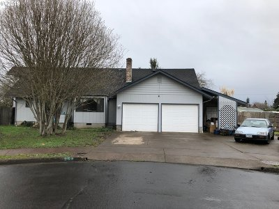 Springfield Single Family Home For Sale: 251 S 35th St