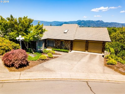 Eugene Single Family Home For Sale: 2189 Stone Crest Dr