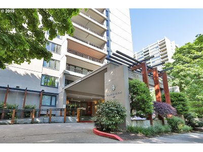Portland Condo/Townhouse For Sale: 255 SW Harrison St #3C