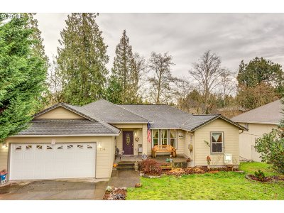 Cowlitz County Single Family Home For Sale: 114 Sweet Birch Dr