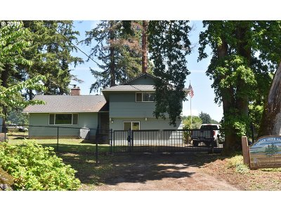 Oregon City Single Family Home For Sale: 16808 S Bradley Rd