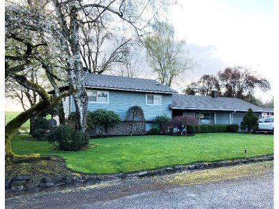 Canby Single Family Home For Sale: 23805 S Rondevic Dr