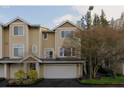 Beaverton Condo/Townhouse For Sale: 14383 SW Barrows Rd