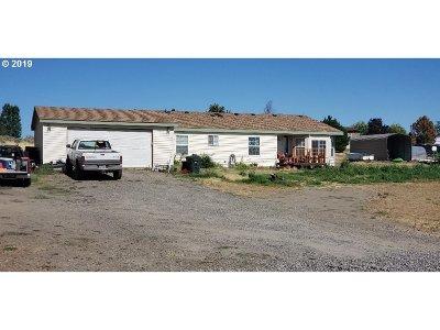 Hermiston Single Family Home For Sale: 80511 Cooney Ln
