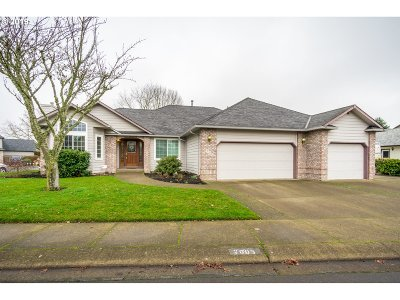 Albany Single Family Home Pending: 2603 East Mountain View Dr SE