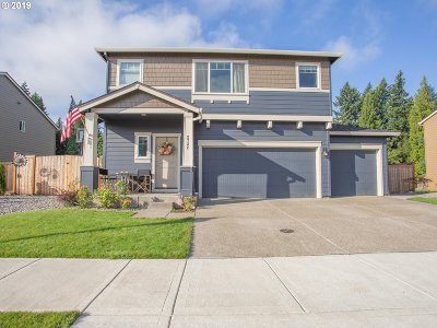 Ridgefield Single Family Home For Sale: 2732 S Red Tail Loop