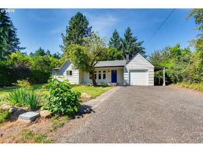 Single Family Home For Sale: 1131 SE 139th Ave