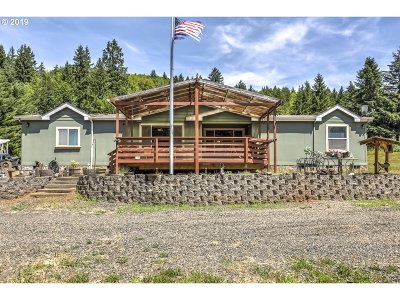Washington County Single Family Home For Sale: 7860 NW Gales Creek Rd