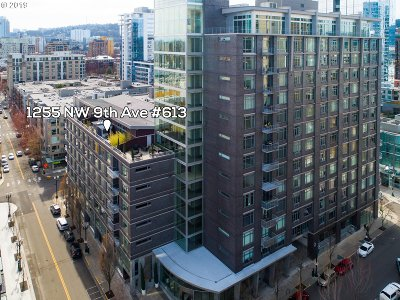 Portland Condo/Townhouse For Sale: 1255 NW 9th Ave #613