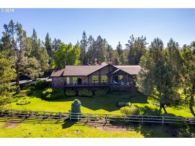 Bend Single Family Home For Sale: 65604 Tweed Rd NW