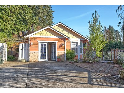 Washougal Single Family Home For Sale: 240 7th Ct