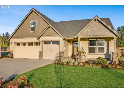 Happy Valley, Clackamas Single Family Home For Sale: 9860 SE Jeanne Rd #Lot35
