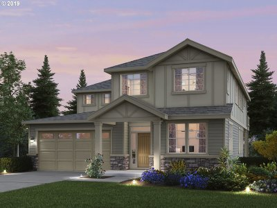 Hillsboro Single Family Home For Sale: 8225 SE Sitka St #lot 2