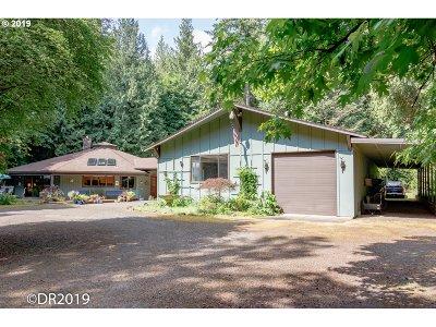 Aurora Single Family Home For Sale: 15784 NE Becke Rd
