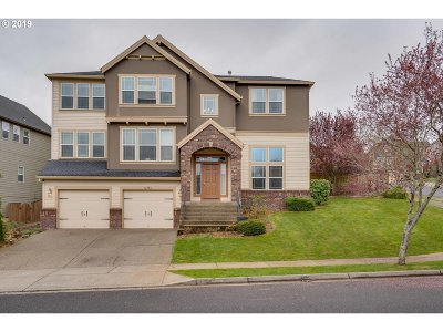 Happy Valley Single Family Home For Sale: 12763 SE Sunrunner Ct