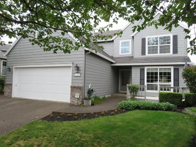 Portland Single Family Home For Sale: 14852 NW Deerfoot Ln