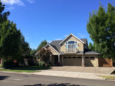 Newberg Single Family Home For Sale: 3035 Knoll Dr