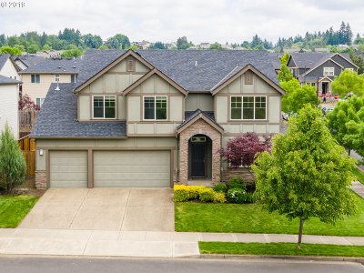 Happy Valley Single Family Home For Sale: 16306 SE Windswept Waters Dr