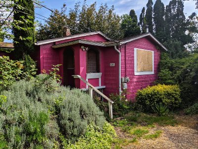 Portland Single Family Home For Sale: 220 SE 157th Ave