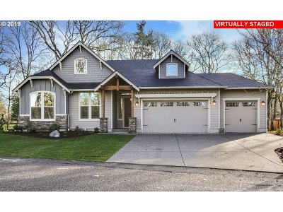 Vancouver Single Family Home For Sale: 4807 NE 135th St