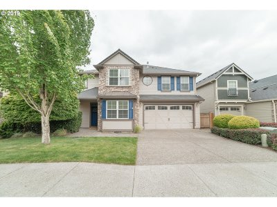 Camas Single Family Home For Sale: 3511 NE Hayes St