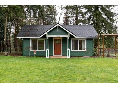 Single Family Home For Sale: 9535 SE 282nd Ave