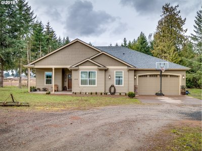 Aurora Single Family Home Sold: 25595 S Rhoten Rd