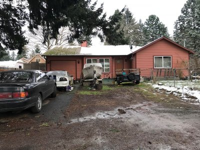 Single Family Home For Sale: 1010 NE 155th Ave