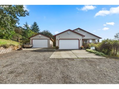 La Center Single Family Home For Sale: 619 NW 352nd Cir