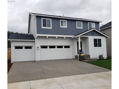 Camas Single Family Home For Sale: 7014 N 94th Ave