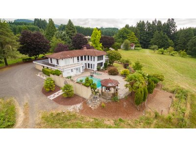 Woodland Single Family Home For Sale: 6211 Green Mountain Rd