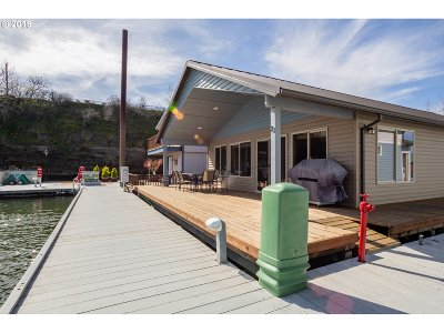 Single Family Home For Sale: 23586 NW St Helens Rd #Upper