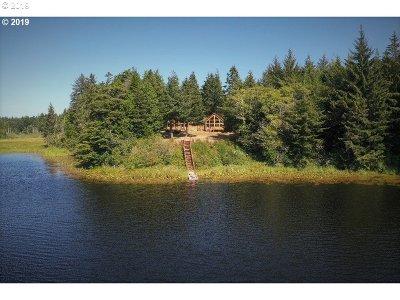 Bandon Single Family Home For Sale: 87297 Bradley Lake Ln