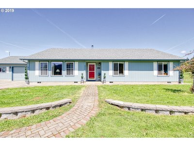 Single Family Home For Sale: 49395 Mountain View Rd