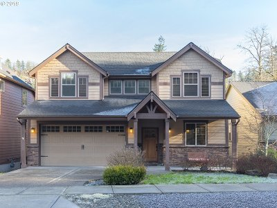 Troutdale Single Family Home For Sale: 696 SE Jackson Park Rd
