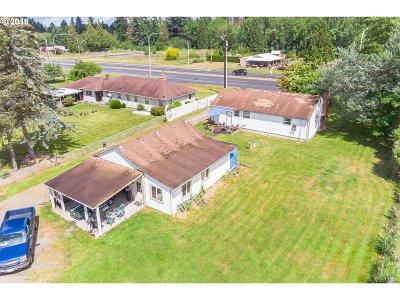 Battle Ground Single Family Home For Sale: 7615 NE 219th St