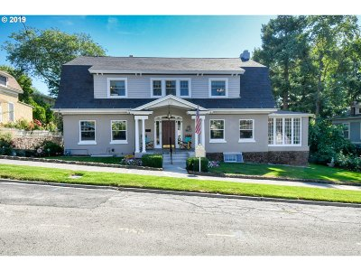 Pendleton Single Family Home For Sale: 414 NW 4th St