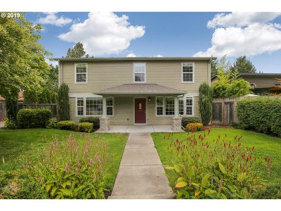 Eugene Single Family Home For Sale: 1263 Crenshaw Rd