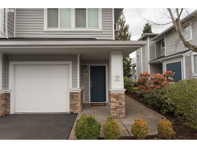 Beaverton Condo/Townhouse For Sale: 16212 SW Audubon St #204