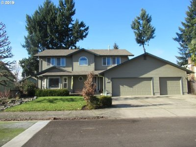 Eugene Single Family Home For Sale: 1376 Parnell Dr