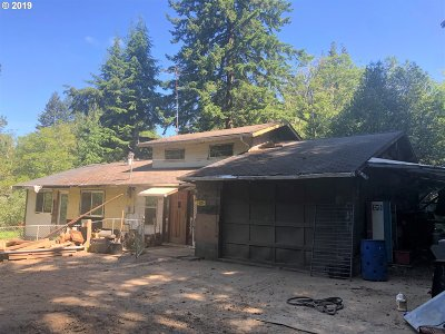 Coos Bay Single Family Home For Sale: 93615 Upper Loop Ln