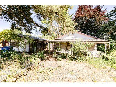 Clackamas County Single Family Home For Sale: 18939 S Springwater Rd