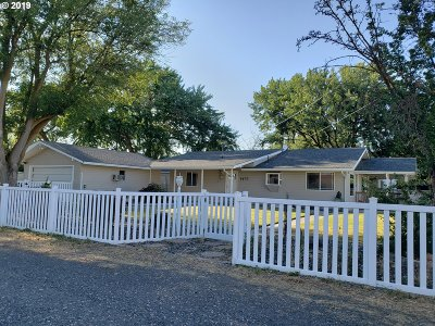 Hermiston Single Family Home For Sale: 1475 NW 11th St