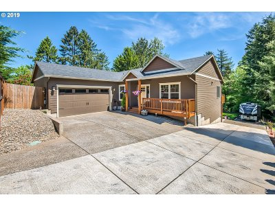 Newberg Single Family Home For Sale: 2330 Thorne St