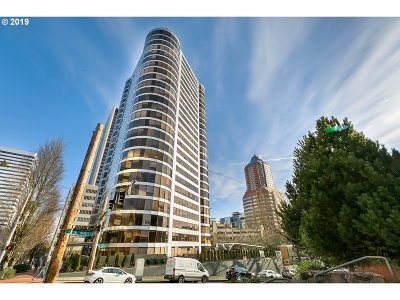 Condo/Townhouse For Sale: 1500 SW 5th Ave #2601
