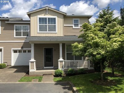 Beaverton Condo/Townhouse For Sale: 12850 SW Dipper Ln #100