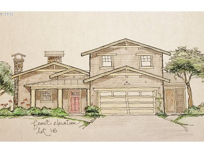 Eugene Single Family Home For Sale: 2030 Bungalow Crossing Ln