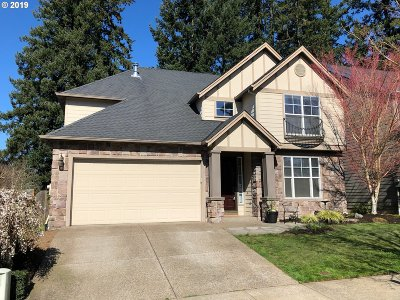 Tualatin Single Family Home For Sale: 22527 SW 112th Ave
