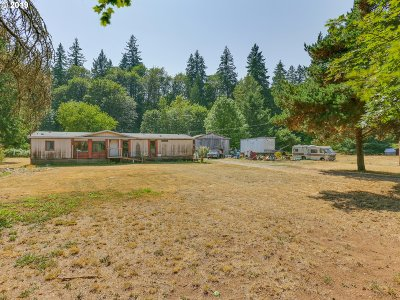 Molalla Single Family Home For Sale: 17692 S Highway 211