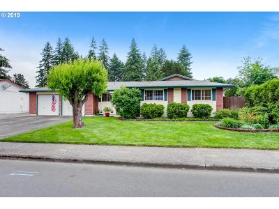Beaverton, Aloha Single Family Home For Sale: 5920 SW 176th Ave